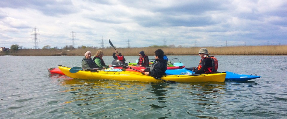 Kayaking Club: New season