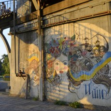 A Weekend in Dnipro, Ukraine – Wandering and Wondering