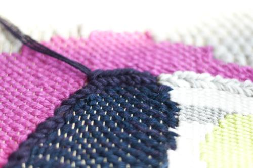 Soumak Weave | The Weaving Loom
