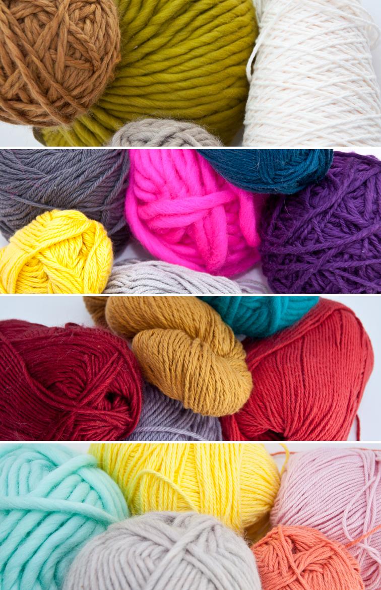 Weaving Color Palettes