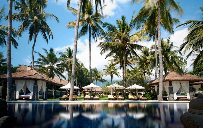 Spa Village Resort Tembok Bali - 25 Must-See Honeymoon Resorts In Asia. www.theweddingnotebook.com