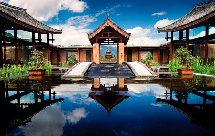 Banyan Tree Lijiang - 25 Must-See Honeymoon Resorts In Asia. www.theweddingnotebook.com