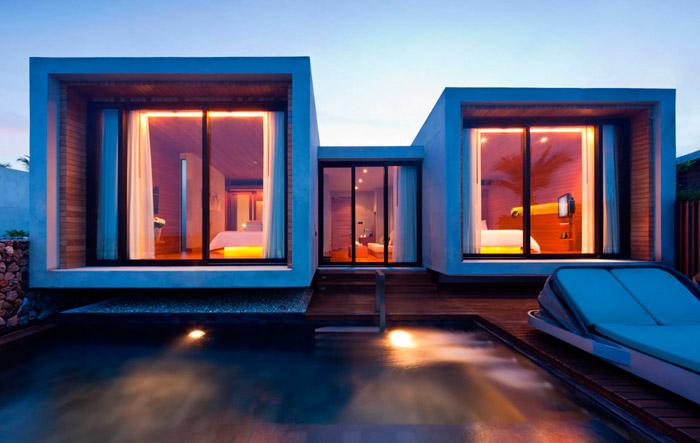 Casa De La Flora, Khao Lak - 25 Must-See Honeymoon Resorts In Asia. www.theweddingnotebook.com