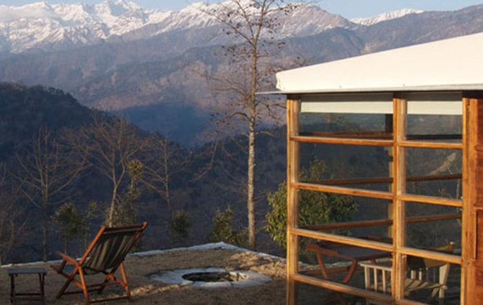 Shakti 360° Leti, Kumaon - 25 Must-See Honeymoon Resorts In Asia. www.theweddingnotebook.com