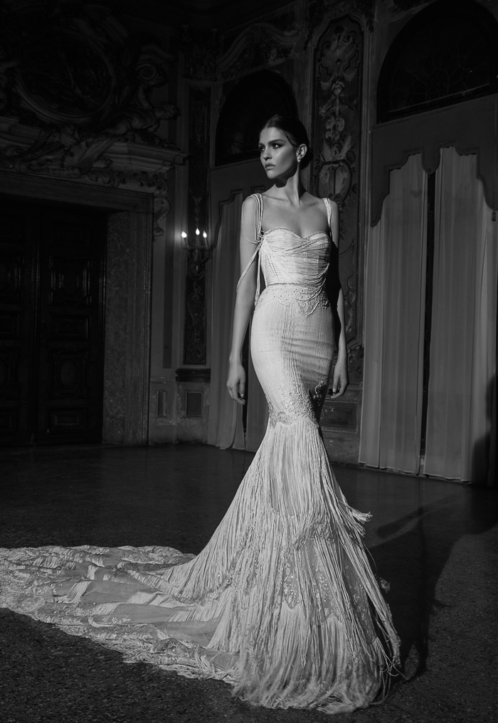 Inbal Dror 2015 Collection. www.theweddingnotebook.com
