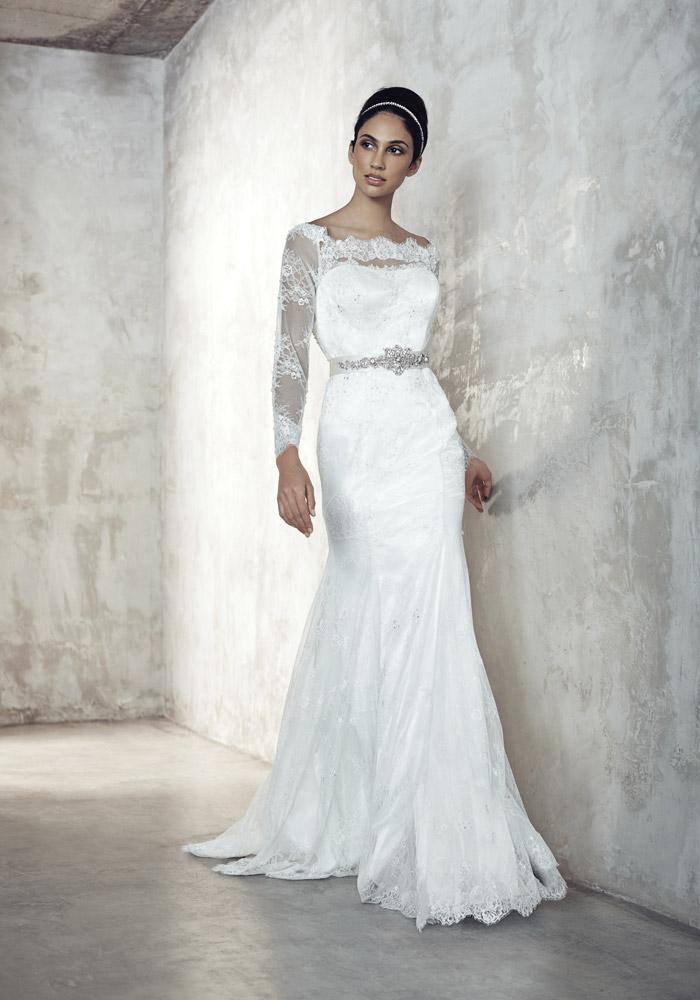 Gerald C Wedding Dresses : Melinda looi bridal collection the wedding notebook magazine