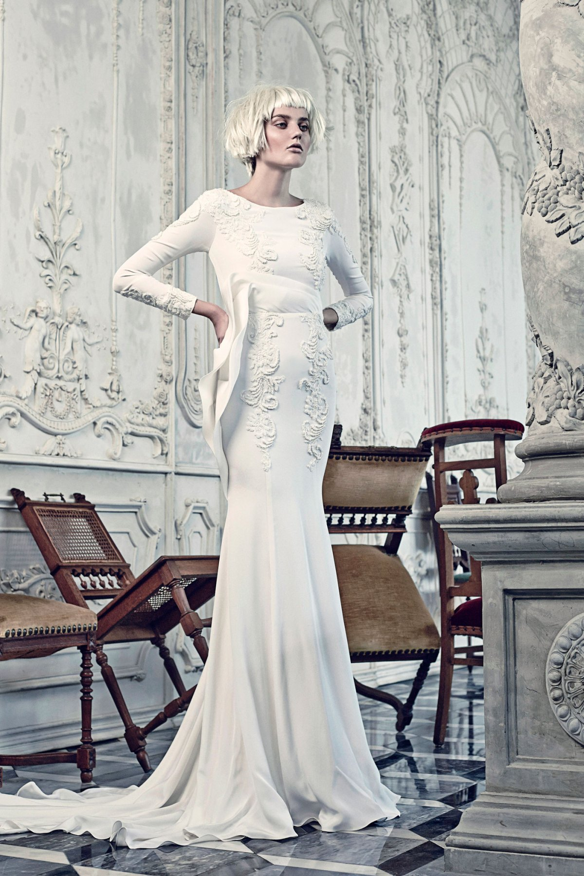 Nurita harith 2015 bridal collection the wedding for The notebook wedding dress