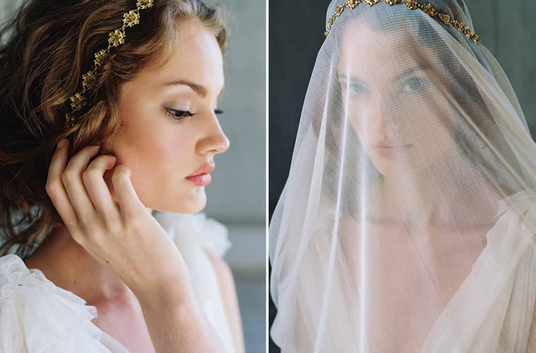 Enchanted Atelier by Liv Hart Spring 2017 Bridal Collection. www.theweddingnotebook.com