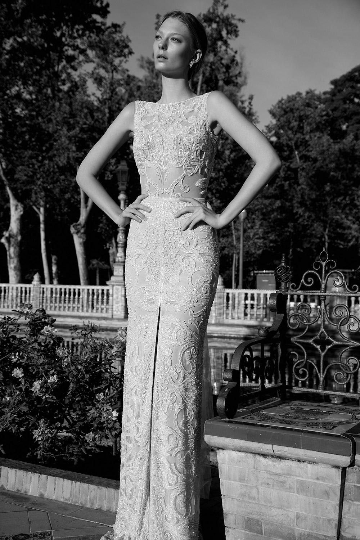 AMANDA - Alon Livine 2017 Bridal Collection. www.theweddingnotebook.com