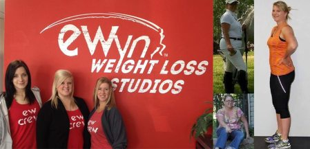 Ewyn Weight Loss - St. Thomas Staff & Devon's Before & After