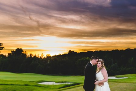 Venue: Whistle Bear Golf Club | Photo: Gary Evans Photography