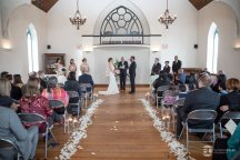 Lenny & David's Wedding at Hauser Hall | Planner: Dreamstyle Weddings | Florals: Pink Poppi | Photography: Elfreda Dalby Photography