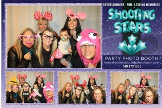Shooting Stars Photobooth