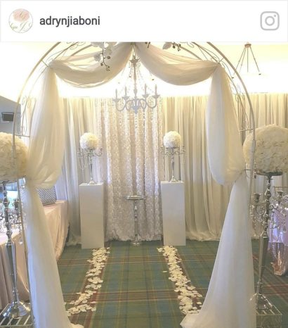 Adryn Iaboni Weddings & Events, Newmarket Fall 16 Expo at Station Creek Golf Club