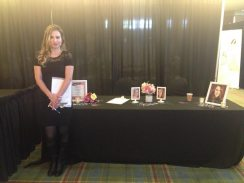 Sona Makeup Artistry, Newmarket Fall 16 Expo at Station Creek Golf Club