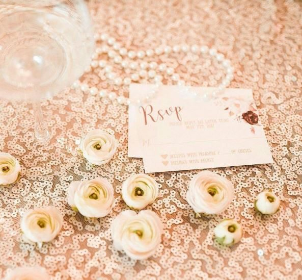 Photo: Julie Nicole Photography | Stationery featured at The Ring's Spring 2017 Cambridge Wedding Expo. Special thanks to La Petite Fleur!