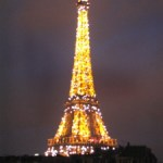 The Best Dressed Landmark in Paris