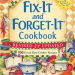 The Fix-It and Forget-It Cookbook Giveaway!