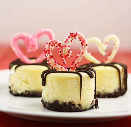 valentines day cheesecake