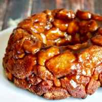 monkey bread - warm, soft and gooey