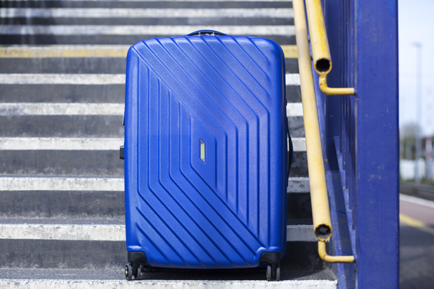 American Tourister Air force 1 in Blue