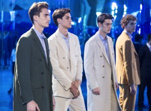 Pal Zileri SS18 menswear in Milano
