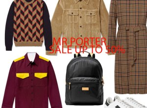 MR PORTER sale on boxing day 2017