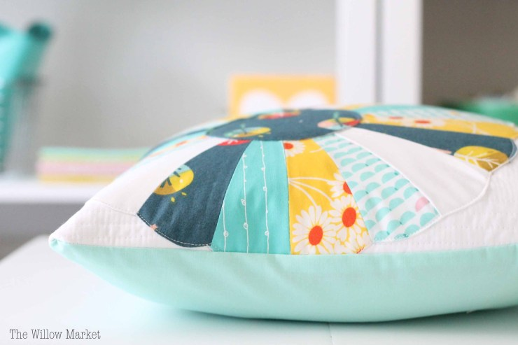 Four Tips for Improving Quilted Pillow Covers. How to Sew a Pillow Cover.
