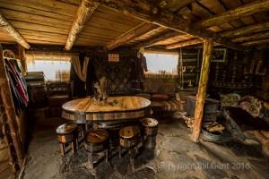 Sargiri Guesthouse, Omalo, family museum