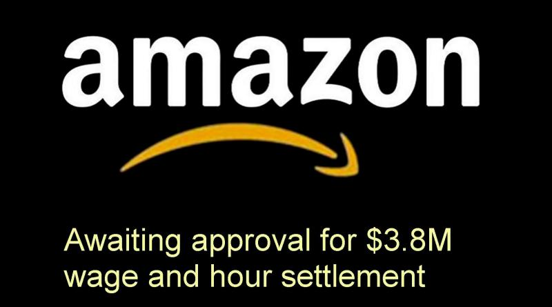 amazon wage and hour settlement