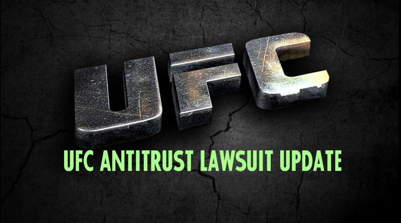 UFC Antitrust lawsuit