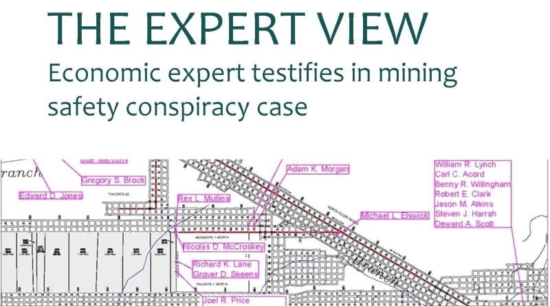 The expert view: Safety conspiracy case