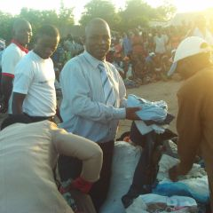 Flood appeal, Malawi