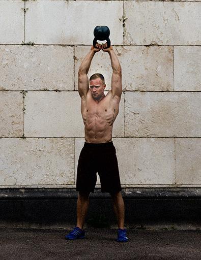 Die richtige Bewegungsausführung gehört bei Rx´d ebenso dazu wie das vorgegebene Gewicht