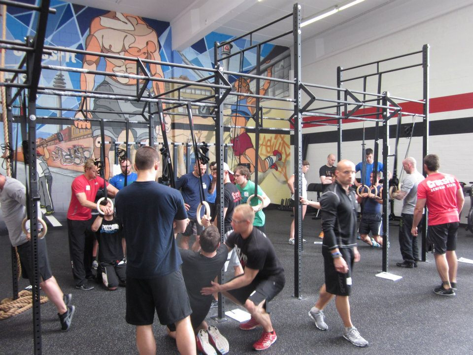 Crossfit Level 1 Seminar | The Workout Blog