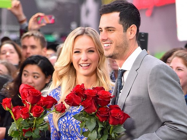 'The Bachelor' Ben Higgins makes his pick