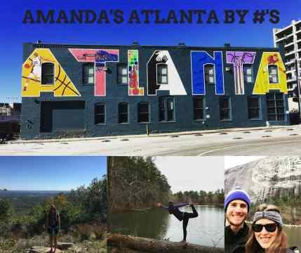 Amanda's Atlanta by #'s