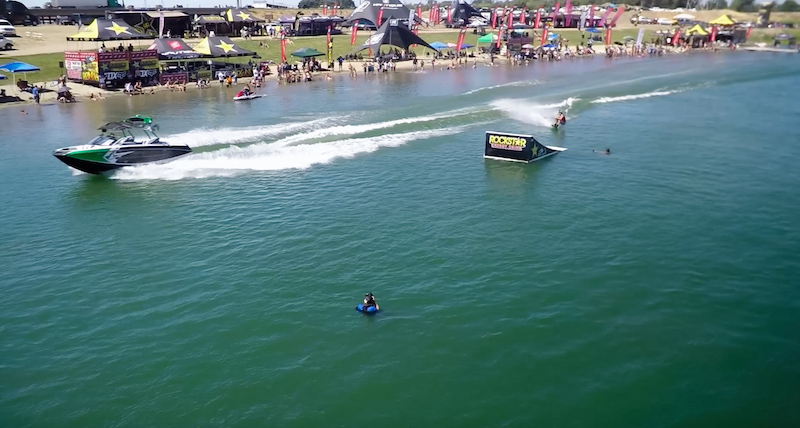 Nautique WWA Wakeboard World Championships