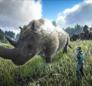 ark rhino