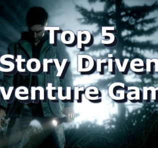 top 5 story driven