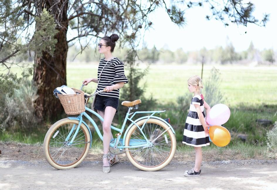 Bike + Stripes 1a