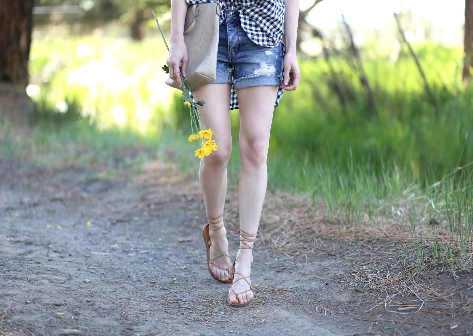 Flower Strollin' 6a