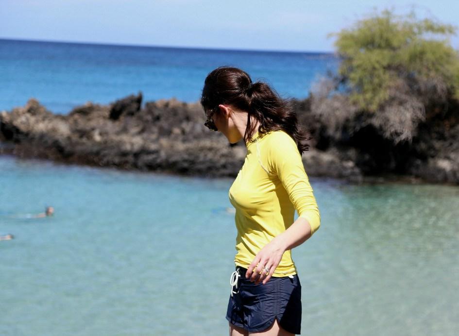 Yellow Snorkel 10b