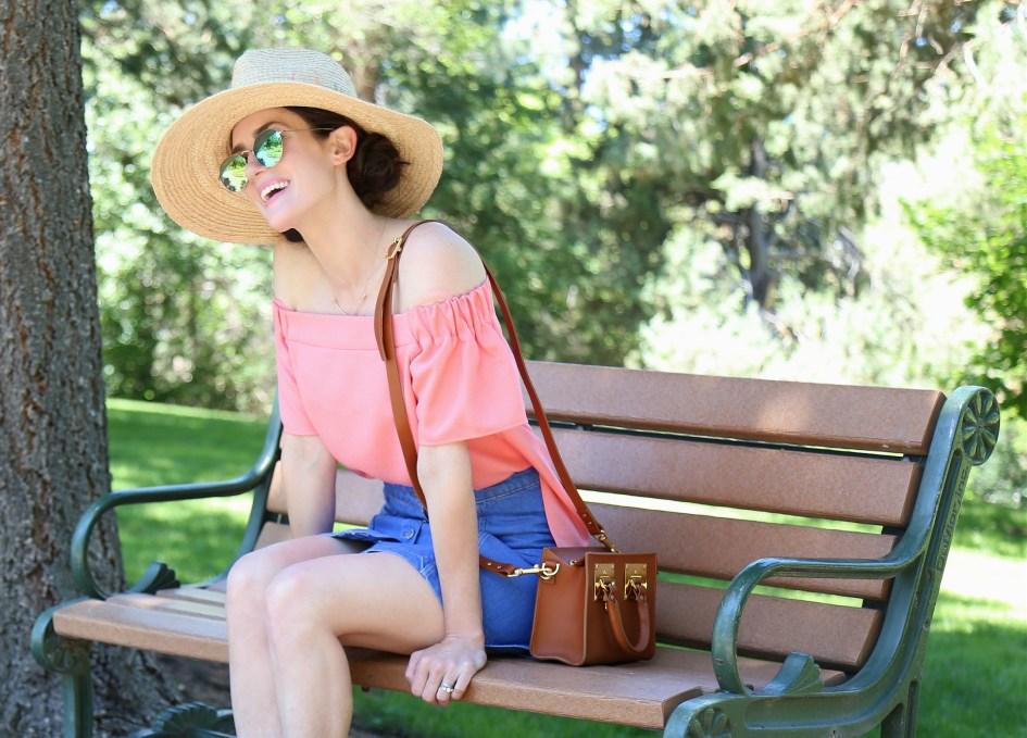 Pink Pom Hat 7a