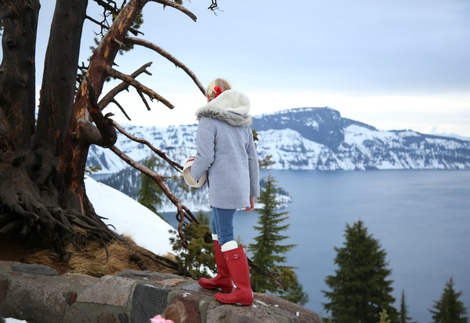 Crater Lake with Lilla P 12a