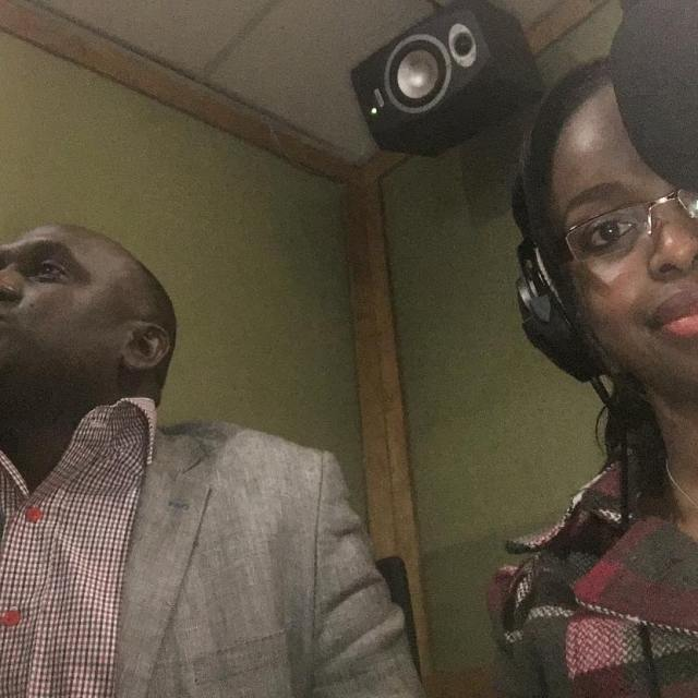 On Capital FM this morning with abdimd discussing Endometriosis amphellip
