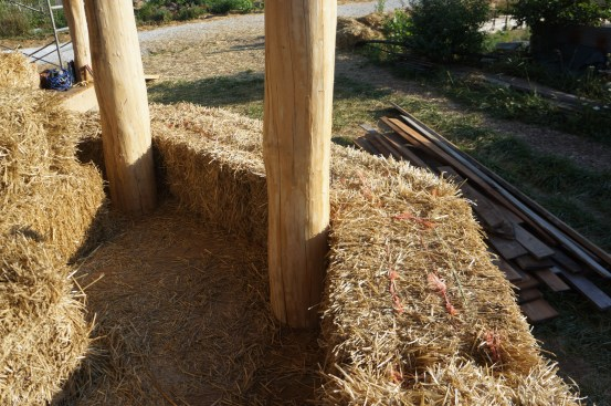 Straw Bale & Timber Frame House 04