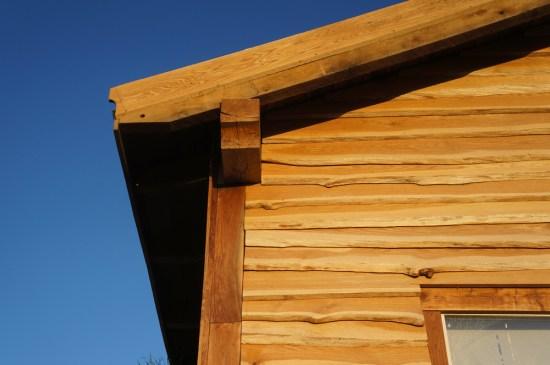 Gable End - Living Roof Design Details