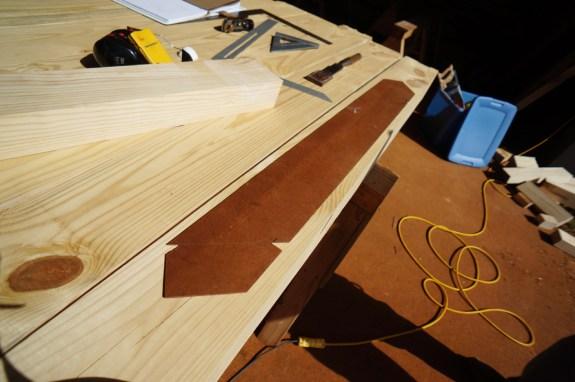 Timber Frame Brace Layout