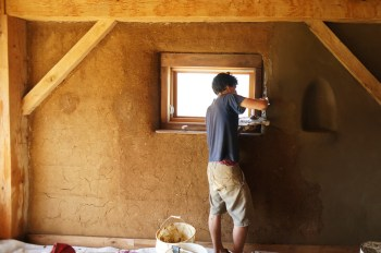 finish interior plaster